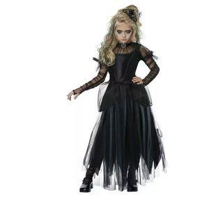 California Costumes Girls Dark Princess